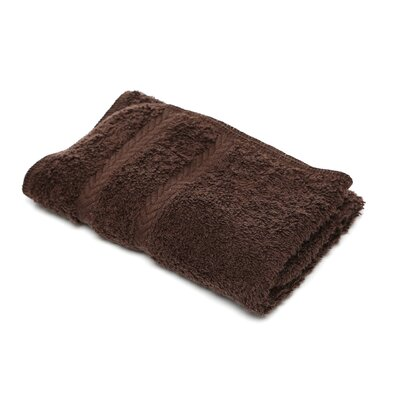 Egyptian Wash Cloth Color: Dark Brown