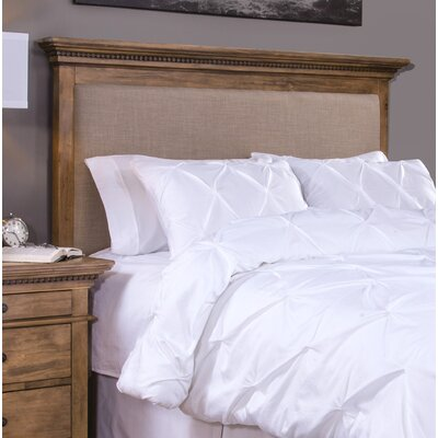 Marcello Upholstered Panel Headboard Size: Queen