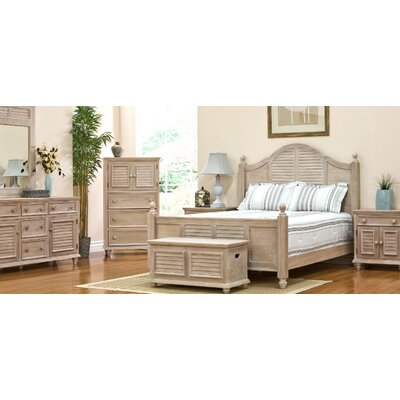 Financing Cape May Poster Sleigh Bedroom Coll...
