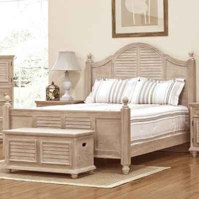 Eastweald Panel Bed