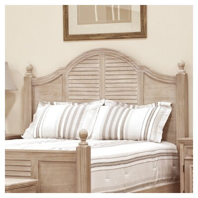 Emilie Panel Headboard Size: King