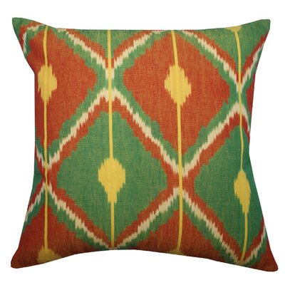 Sophie Cotton Throw Pillow