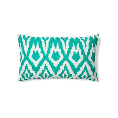 Ikat Indoor/Outdoor Lumbar Pillow