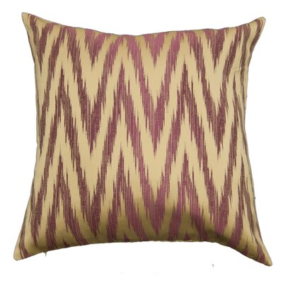 Jacquard Indoor/Outdoor Throw Pillow