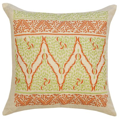 Marrakesh Casement Cotton Throw Pillow