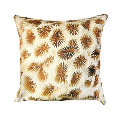 Coral Reef Indoor/Outdoor Throw Pillow
