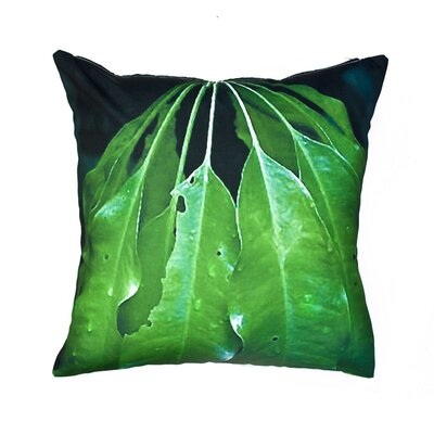 Luscious Outdoor Throw Pillow