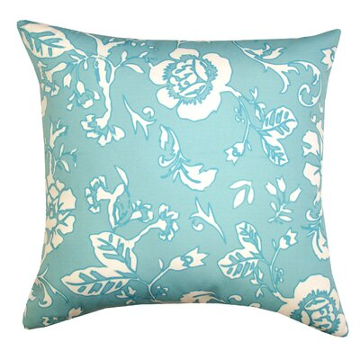 Blossom Indoor/Outdoor Throw Pillow