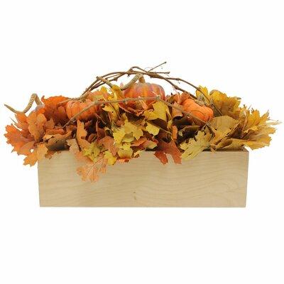 Tawney Pumpkin Patch Floral Arrangement