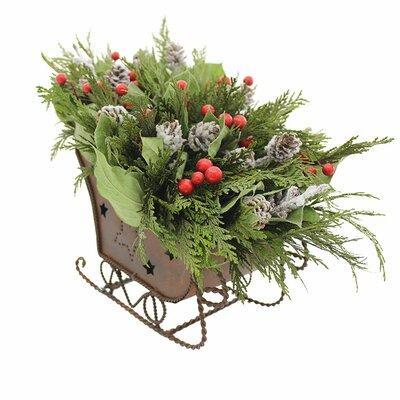 Christmas Reindeers Floral Arrangement