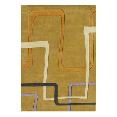 Alliyah Handmade Honey Area Rug