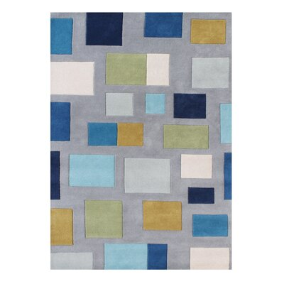 Alliyah Handmade Flint Gray Area Rug
