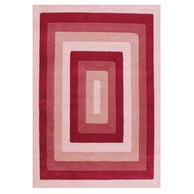 Alliyah Handmade Pink Area Rug