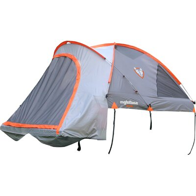 Full Size Long Two Person Bed Truck Tent (8)