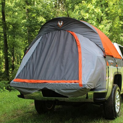Mid Size Short Bed Truck Two Person Tent
