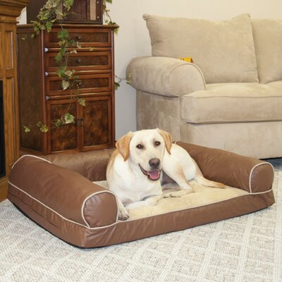 Thermo-Cozy Sofa Dog Furniture Style Size: Small (25