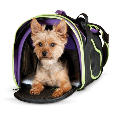 Comfy Go Pet Carrier Size: Large (10.5H x 10.5W x 19L)