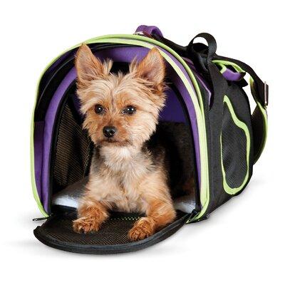 Comfy Go Pet Carrier Size: Medium (9.5H x 9.5W x 17.5L)
