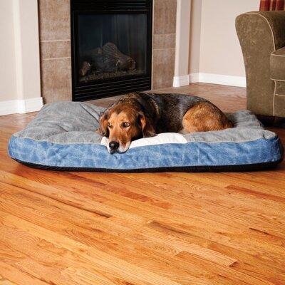Original Logo Classic Dog Bed Size: 4 H x 48  W x  32  D