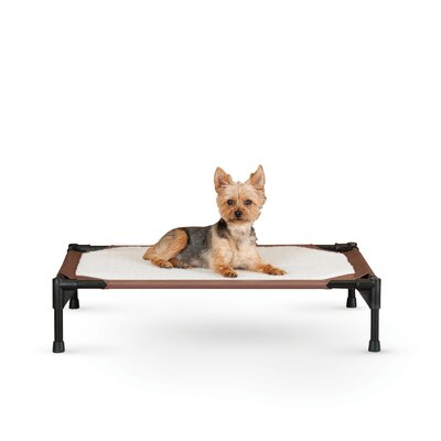Self-Warming Pet Cot Size: Medium (7H x 25W x 32L)