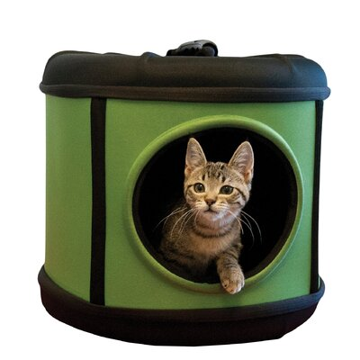 Cat Mod Capsule Color: Green / Black