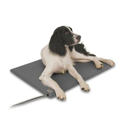 Deluxe Lectro-Kennel Pilllow Dog Bed Size: 22.5 W x 16.5 D