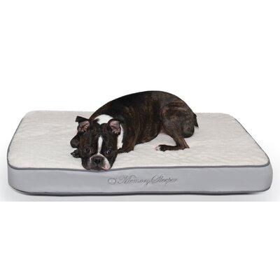 Memory Sleeper Dog Bed Size: Medium