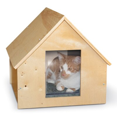 Manor Birchwood Thermo Kitty House (Unheated)