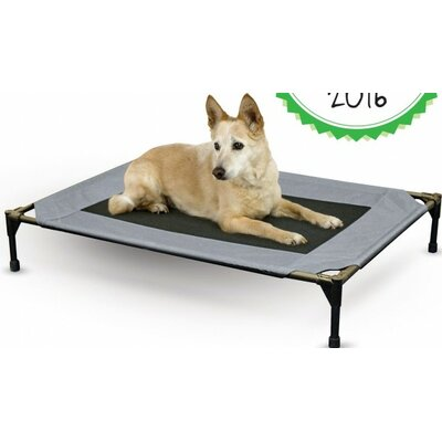 Original Dog Bed Cot Cover Size: Large