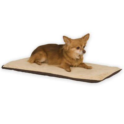 Heated Dog Mat Color: Mocha
