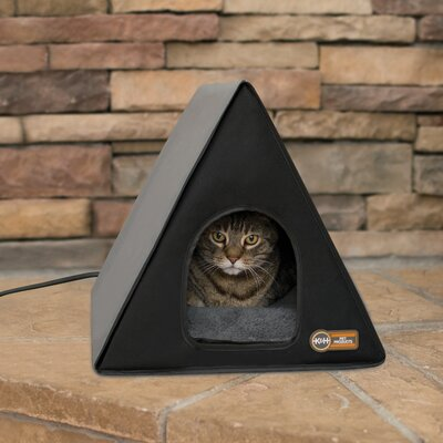 Heated A-Frame Hooded/Dome
