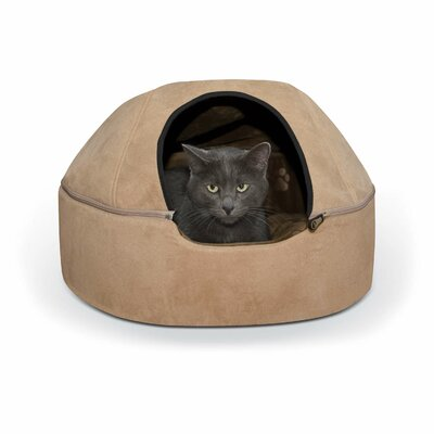 Unheated Kitty Dome Bed Size: Small (16 W x 16 D x 12 H)