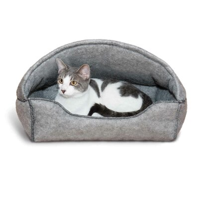 Amazin Kitty Lounger Hooded Bed