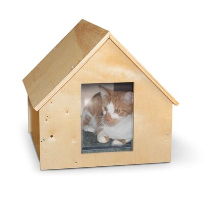 Birdwood Manor Unheated Cat House