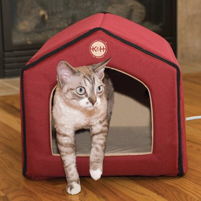 Thermo Indoor Pet House Hooded/Dome