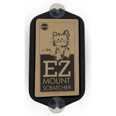 EZ Mount Window Scratcher