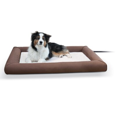 Deluxe Lectro-Soft Outdoor Heated Mat Size: Large (44.5 W x 34.5 D)
