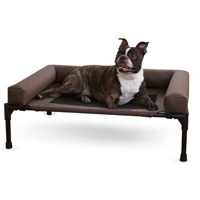 Original Bolster Pet Cot Size: Medium (32 W x 25 D)