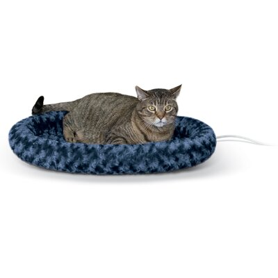 Thermo Kitty Bolster Color: Navy