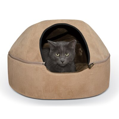 Kitty Hooded/Dome Bed Size: Large - 20 L x 20 W