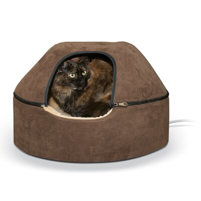 Thermo-Kitty Hooded/Dome Bed Size: Large - 20 L x 20 W