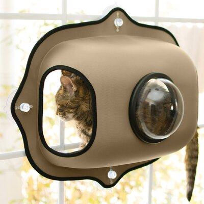 EZ Mount Window Elevated Color: Tan