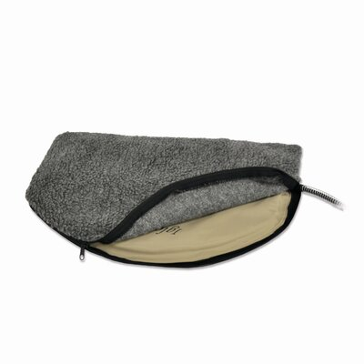 Deluxe Igloo Style Heated Cover Size: Medium - 14.5 L x 24 W