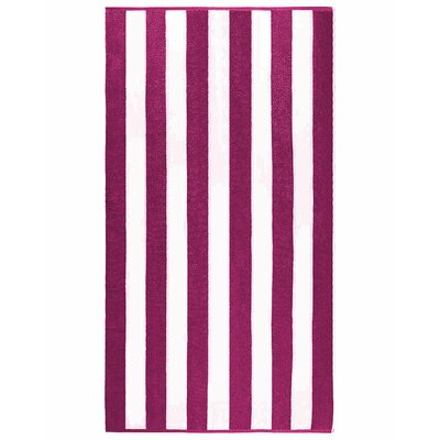 Anatalya Resort Beach Towel Color: Fuchsia