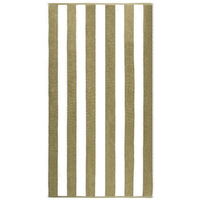 Anatalya Resort Beach Towel Color: Sand