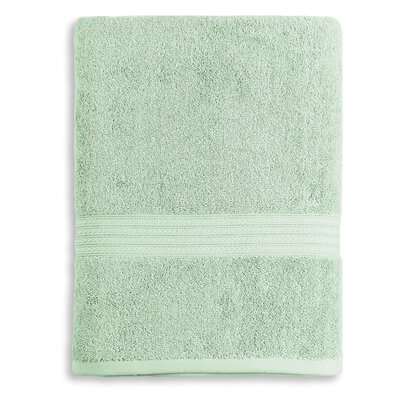 Bliss Egyptian Quality Cotton Luxury Bath Sheet Color: Celery