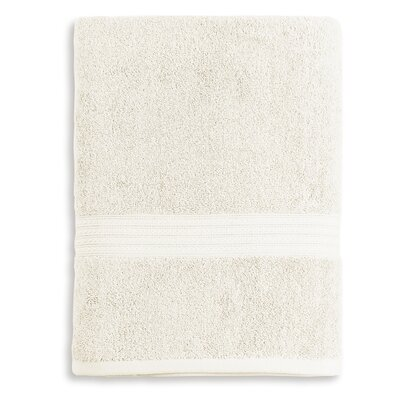 Bliss Egyptian Quality Cotton Luxury Bath Sheet Color: Ivory