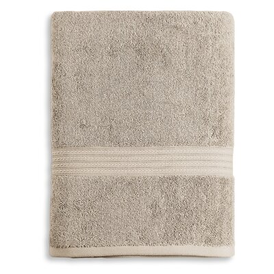 Bliss Egyptian Quality Cotton Luxury Bath Sheet Color: Linen