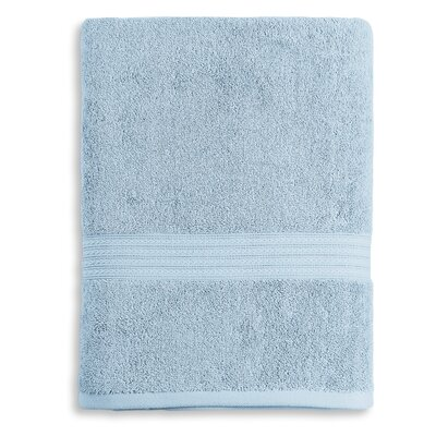 Bliss Egyptian Quality Cotton Luxury Hand Towel Color: Robins Egg Blue
