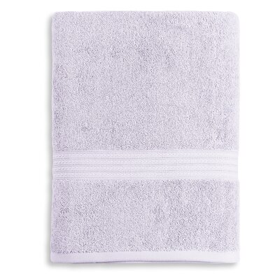 Bliss Egyptian Quality Cotton Luxury Bath Sheet Color: Wisteria